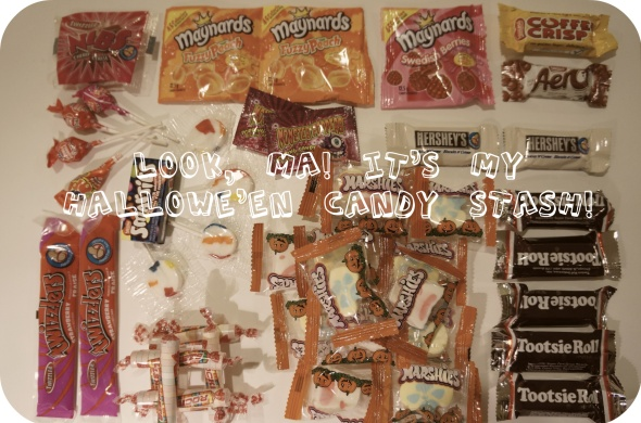 The Hallowe'en Candy Best to Worst List