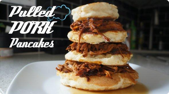 Pulled Pork Pancake 2 - OurTorontoLife.com