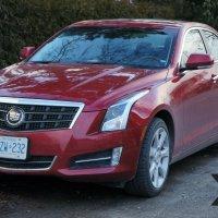 #ATSDrive Experience: He Said, She Said on the Cadillac ATS