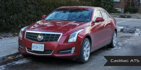 Cadillac ATS - OurTorontoLife.com