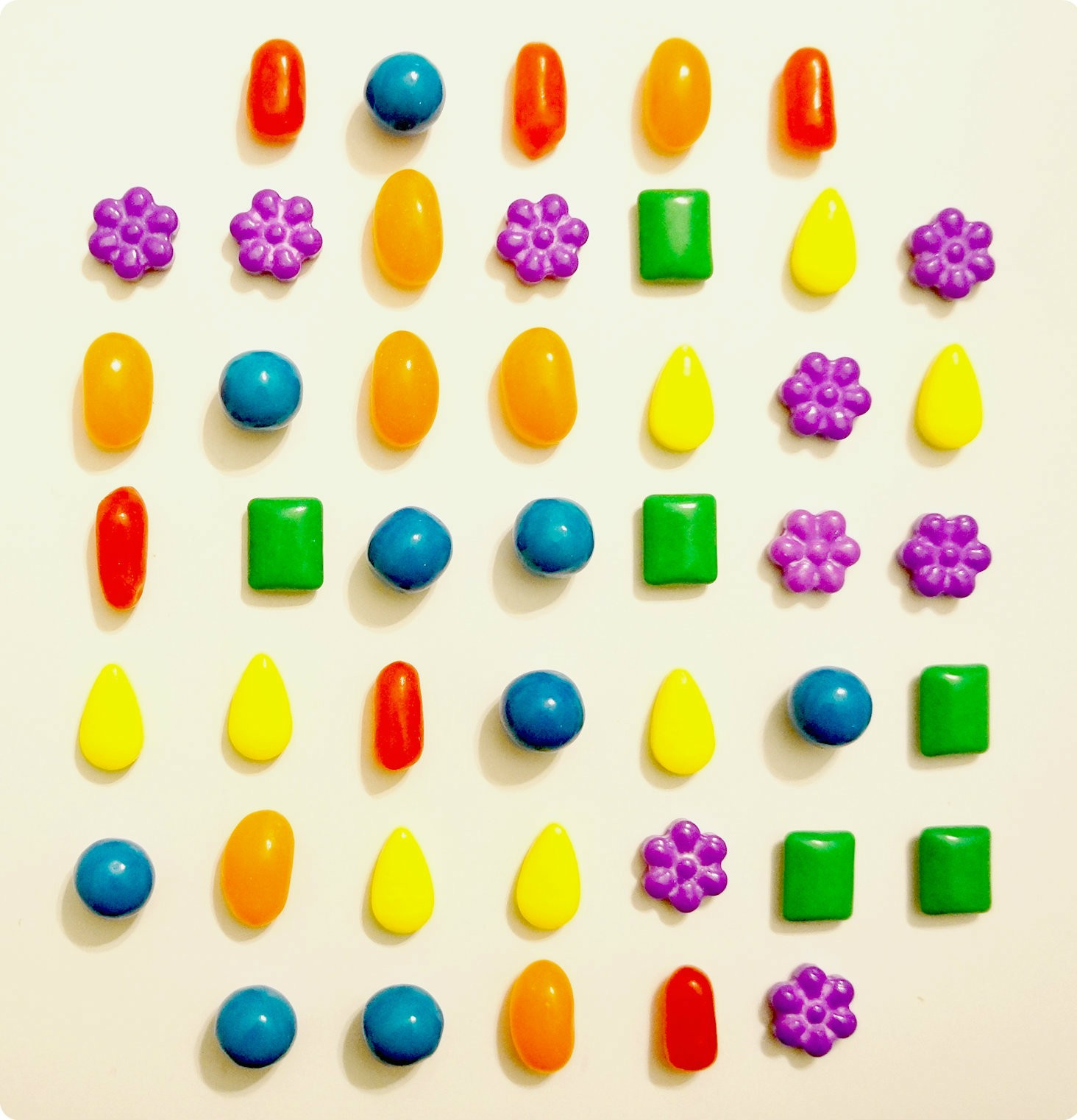 candy crush saga layout candy from bulk barn real life candy crush 19