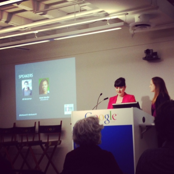 Girl Geeks Toronto, Rachel and Emma-OurTorontoLife.com