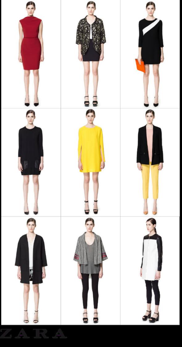 My Zara Canada Online WishList - OurTorontoLife.com