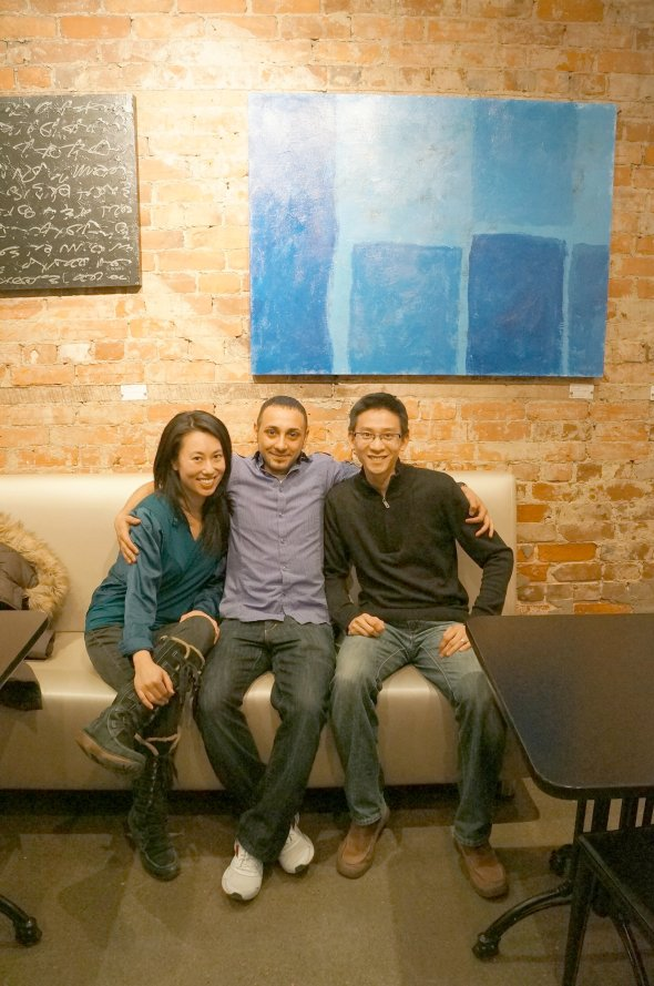 Shant Behesnilian Judy Lee Cyrus Yeung-OurTorontoLife
