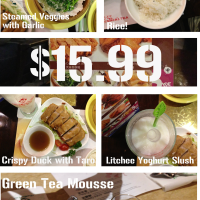 Cheap Eats: 5-Course Meal for $15.99 at Ten Ren's Tea Time