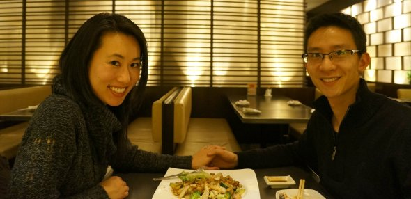Vegetarian Date Night at Masa Sushi-OurTorontoLife.com