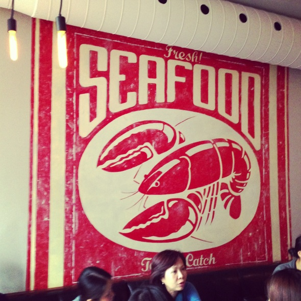Affordable seafood in Toronto Rock Lobster OurTorontoLife