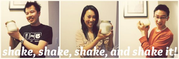 Say Pouxai JudyeLee Cyrus Making Homemade Butter OurTorontoLife