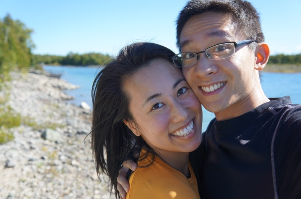 Judy and Cyrus 5 Reasons to Cottage in the Fall OurTorontoLife
