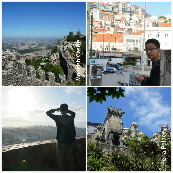 Collage of Lisbon Portugal OurTorontoLife