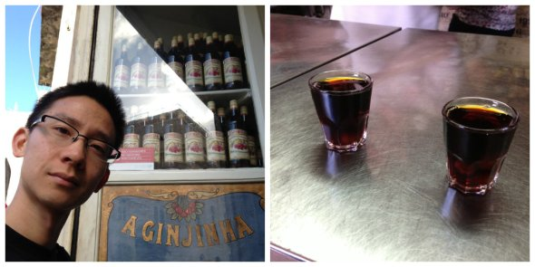 aginjinha cherry liquor lisbon ourtorontolife
