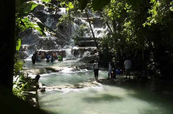 n's falls ochos rios jamaica